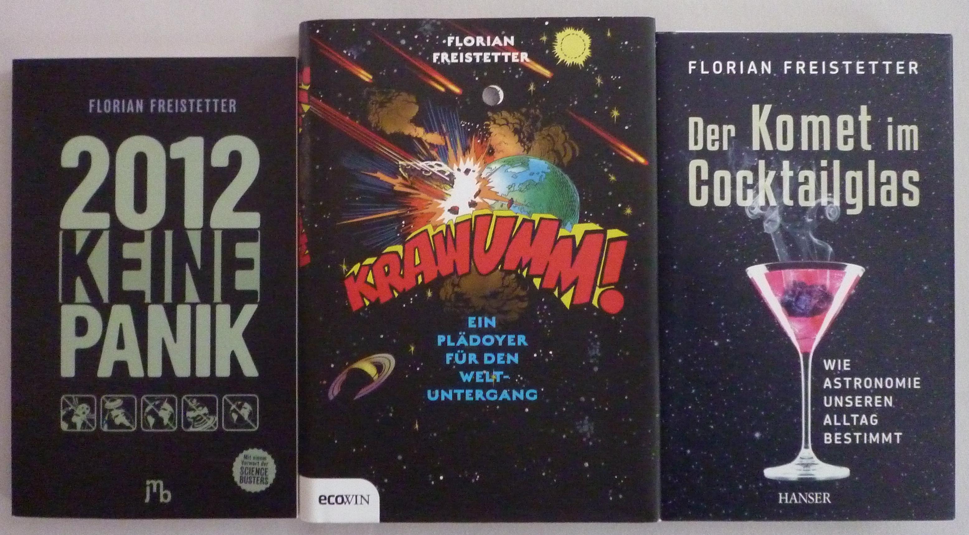 Florian Freistetter Bücher