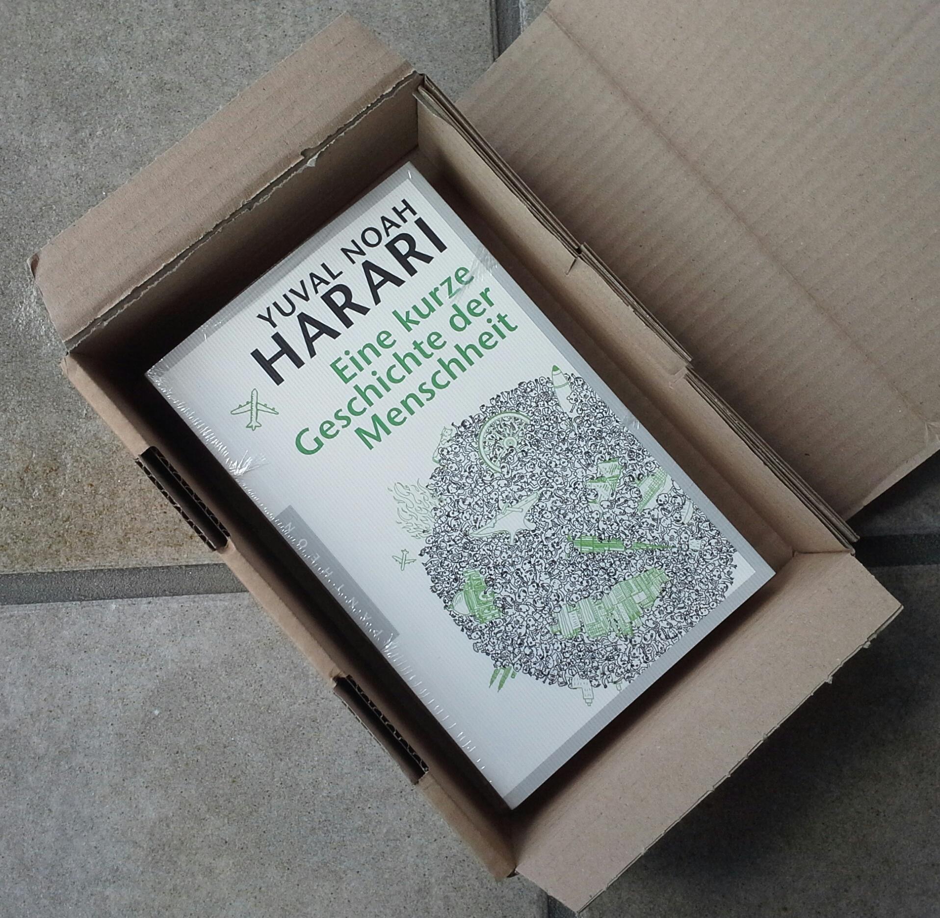 Harari Gewinn