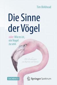 Cover Birkhead Sinne der Voegel