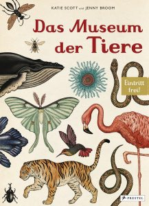 Cover Broom Scott Museum der Tiere