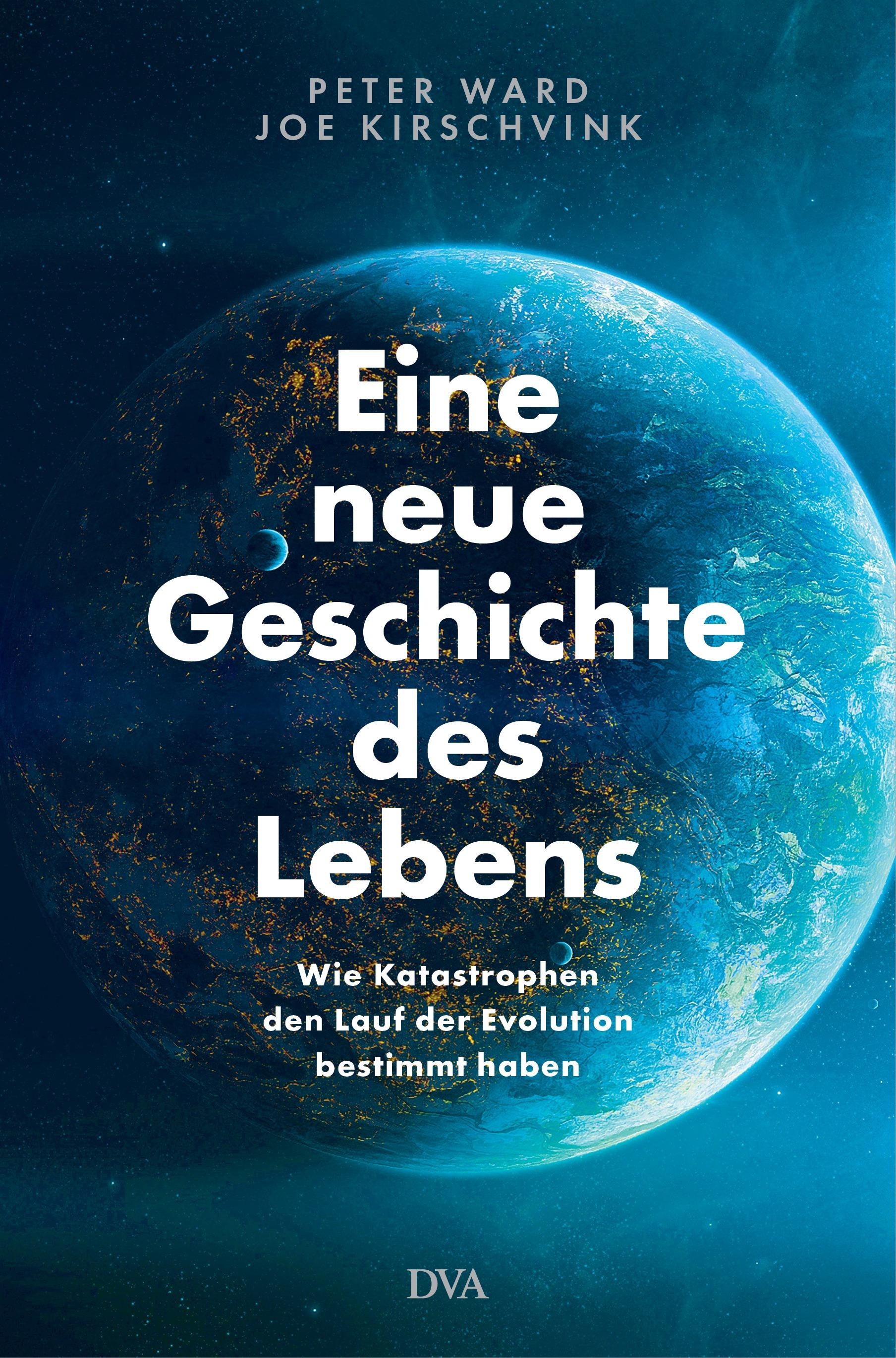 Cover Ward Neue Geschichte des Lebens