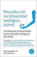 Cover Brockman Kuenstliche Intelligenz