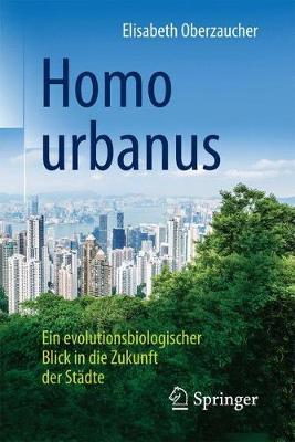 Cover Oberzaucher Homo Urbanus